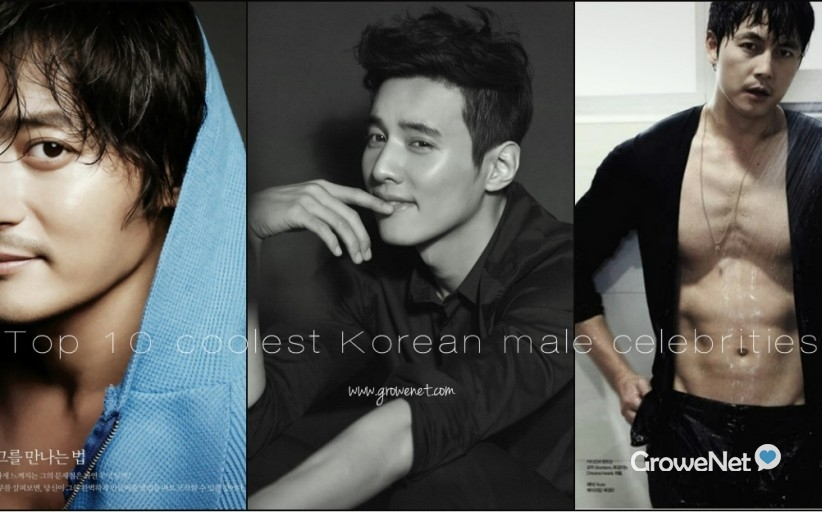 韩国最帅十大撩妹男明星 - 第一名竟然是